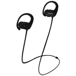 $enCountryForm.capitalKeyWord Australia - RALYIN M2 Bluetooth Sports Earphone MP3 Player Lossless Earbuds with Ear Hook and Mic Built-in 8GB Memory