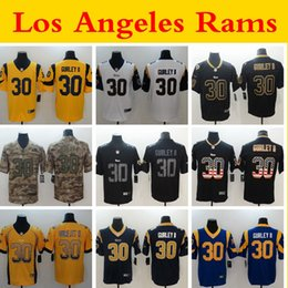 Jerseys service online shopping - Men Los Angeles Rams nfl Super Bowl LIII Camo Salute to Service Aaron Donald Todd Gurley II Jared Goff Football Jersey