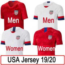 540210ca3 gold cup 2019 usa soccer jersey america home away 2019 copa america united  states soccer shirt usa men women football shirt uniform