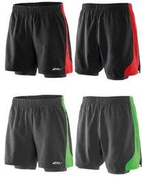 $enCountryForm.capitalKeyWord NZ - Brand mens compression shorts red green designer sports cargo shorts tights boys summer short males board pocket Xgame male wear