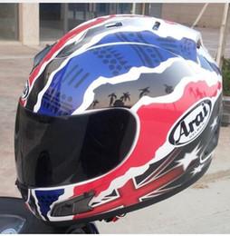 Top Motorcycle Helmets Australia - Arai helmet Rx7 - Japan's top RR5 pedro motorcycle helmet racing helmet full face