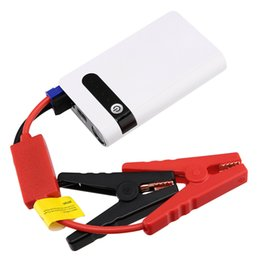 portable power bank car jump starter NZ - Portable 20000mAh Car Jump Starter Power Bank Vehicle Battery Charger Engine 12V Universal High Capacity Power Bank
