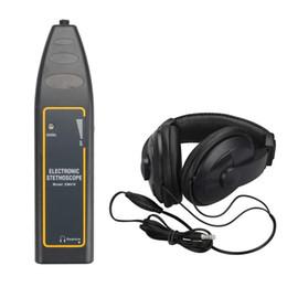 Saturn Electronics Australia - EM410 Noise Finder Electronic Stethoscope Machine Engine Diagnose 2 Probe 100Hz~10kHz Car Truck Automotive Noise Sensor