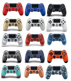 New playstatioN coNtrollers online shopping - New PS4 Wireless Bluetooth Game Gamepad SHOCK4 Controller Playstation For PS4 Controller with retail box