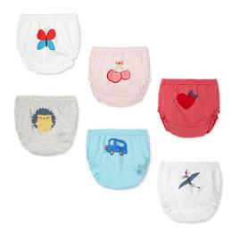 Toddler Girls Briefs Australia - Cartoon Baby Panties cotton Kids Panties boys Briefs Toddler Underpants Baby Girls Briefs Infant Briefs Underwear Kids Underwear A3583