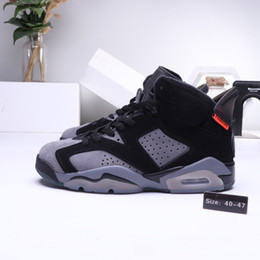 basketball iron NZ - New Arrival 6 PSG Iron Grey Infrared 23-Black Men Basketball Shoes Designer Trainers 5s Paris PANAME Mens Sports Sneaker