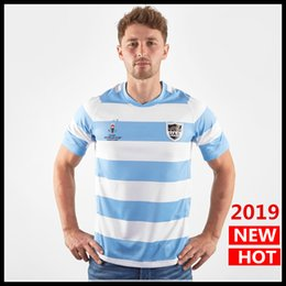 Wholesale 2019 World Cup Argentina Home rugby Jerseys UAR national team Rugby League shirt jersey shirts s xl