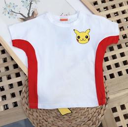 c875b73fd Pikachu t shirt online shopping - Explosion Best Children cute t shirt  clothes short sleeved Children