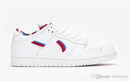 $enCountryForm.capitalKeyWord Australia - Hot Authentic Parra x SB Dunk Low White Pink Furry Gym Red Rose Running Shoes Man Woman With Original Box CN4504-100 Sneakers Sports