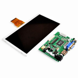 $enCountryForm.capitalKeyWord Australia - 7 inch Raspberry Pi 3 TN LCD With HDMI VGA AV Screen Display Module For Pcduino Banana Pi 800x480