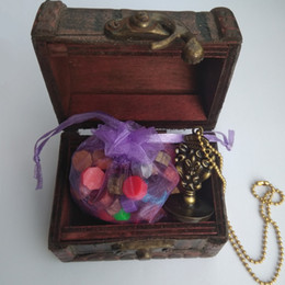 $enCountryForm.capitalKeyWord Australia - Featured necklace personalized wedding wax seal stamp set with bottle wax