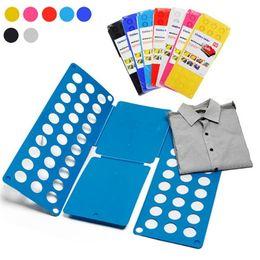 $enCountryForm.capitalKeyWord Australia - Useful T-Shirt Clothing Folder Large Easy Laundry Organizer Folding Board (Size: 7 colors)