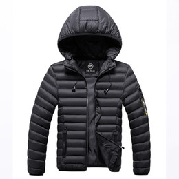 HeadpHones pads online shopping - Men s Winter Jacket With Headphones Casual Thick Hooded Coat Warm Men Winter Coat Windproof Hat Detachable Padded Overcoat Homme