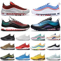$enCountryForm.capitalKeyWord Australia - Hot Sale Running shoes for men women Tie Dye Silver Bullet triple black CLEAR EMERALD NEON SEOUL mens trainer fashion sneakers runners