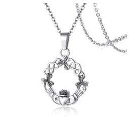 Wholesale APL New Pendant Stainless Steel lady jewelry Krada pendant steel basket Necklace high quality CHARM GIFT