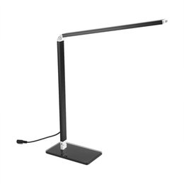 Student Study lamp online shopping - Energy Saving Folding Rechargeable Led Desk Office Table Student Reading Lamps Study Lamp Fashion Lights C19041803