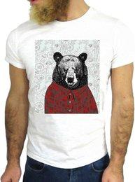 $enCountryForm.capitalKeyWord Australia - T-SHIRT JODE GGG24 Z1229 BEAR ANIMALS COLORS AMERICA UK CARTOON FASHION Men Women Unisex Fashion tshirt Free Shipping Funny Cool