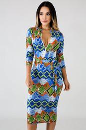 $enCountryForm.capitalKeyWord Australia - Fashion women's designer spring and autumn new digital print dress sexy casual dress ladies tulle toddler one-piece dress