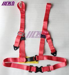 $enCountryForm.capitalKeyWord Australia - 2 Inch 4 point Buckle Car Auto Racing Sport Seat Belt Safety Racing Harness(K8-4002 )car accessories
