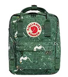 Cheap baCkpaCks for girls online shopping - Cheap Fjallraven Kanken Canvas Green Snowflake Backpacks Fjallraven Kanken Mum Bags Waterproof Outdoor School Backpacks For Girls Boys Hot S