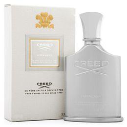 Parfüm Glaube Silber Mountain Spring Neutral Parfüm Napoleon Water Charm Klassischer Stil 120ml Frischer und natürlicher anhaltender Duft im Angebot