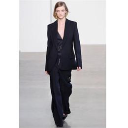 Sets Velvet NZ - women business suit New Formal Suits for Women Office Business Suits pants Work Wear Sets Pant Suits Jacket+Pants