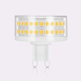 $enCountryForm.capitalKeyWord Australia - G9 LED Light Bulbs 9W Equivalent Replacement 90W Halogen Bulbs 88LED 900LM SMD 2835 G9 Energy Saving Light Bulbs AC220-240V