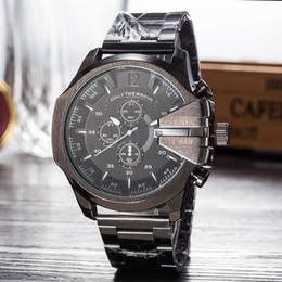 $enCountryForm.capitalKeyWord Australia - 19 color Luxury High quality Watch Navitimer Stainless Steel Leather Bands Strap VK Quartz Chronograph Working Mens Watch Watches