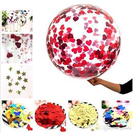 $enCountryForm.capitalKeyWord Australia - 30g bag Round Confetti Sprinkle Tissue Paper Confetti Wedding Party Table Decoration Birthday Balloon Decor Filling Rainbow Colorful Green