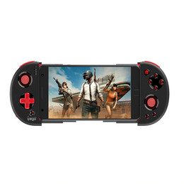 Wireless Pc Gamepad Controller NZ - Joystick for Phone Gamepad Android Game Controller Bluetooth Extendable Joystick for Tablet PC Android Tv Box