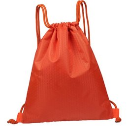 China Leeshow durable water-proof drawstring beach bag, one main compartment, no zipper pocket, can print logo for company cheap can companies suppliers
