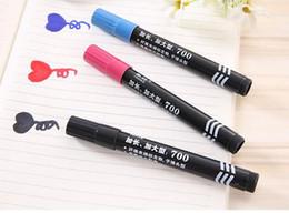 $enCountryForm.capitalKeyWord Australia - 14*1.5cm Mark Pen Color Rough Marking Key Set Single Black Mark Pen Two-Head Oily Big Head Two-Head Express Mark