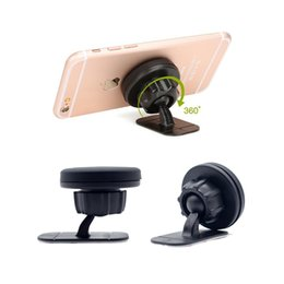 Adhesive mount cAr online shopping - Stand Magnetic Car Phone Holder Dashboard Mount Magnet Phone Support With Adhesive For Universal Cell Phone Hot Sale