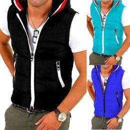 Man S Clothes Australia - ZOGAA new men winter coat Soild color puffer jacket mens winter jackets and coats fashion Zipper Parka Windbreaker men clothing
