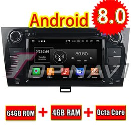 "stereo media player UK - Topnavi 8"" Android 8.0 Car Media Center DVD Audio for JAC J5 B15 Autoradio Stereo GPS Navigation 2Din CD Player 4+64GB Octa Core"