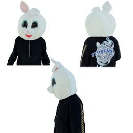 $enCountryForm.capitalKeyWord Australia - Cute Rabbit Head Easter Day Use Head Mask New Design Fashionable Factory Directly Sale Mascot