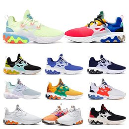 max tracks NZ - 2020 Acronym React Airs Presto X Barely Volt Track Red DHARMA Mens Running Shoes Designer Sneakers Womens Sports Trainers Maxes Size 36-45