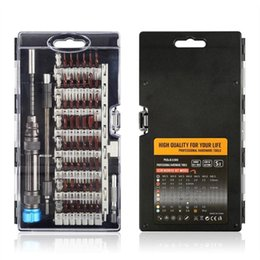 Multi bit precision screwdriver online shopping - 61 in Precision Torx Screwdriver Bit Set Destornillador Screw Driver Dets Multi function Magnetic bit Phone Electronics Repair