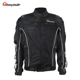 Clothes proteCtor online shopping - Riding Tribe motorcycle protector clothing automobile race motorcycle ride automobile race clothes five pieces protection JK