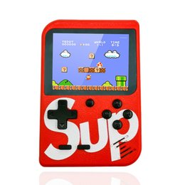 $enCountryForm.capitalKeyWord Australia - New SUP Mini game Console Portable Handheld Game machine 800 Retro Classic games video game player 3.0 Inch TFT Color Display best gift