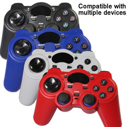 Chinese  10pcs 2.4G Wireless Game player Controller Gamepad Joystick mini keyboard remoter for Android Video Games With Retail Box,PK controller ps4 manufacturers