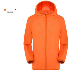 mens travel jackets Australia - Mens Fashion Sports Jacket Brand Windproof Windbrenk Fishinig Bicycle Running Mountaineer Travel Casual Jacket Top New Hot Selling