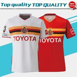 12e36145a White Home L Soccer Jersey Australia - J1 League Nagoya Grampus Soccer  Jerseys Home Red