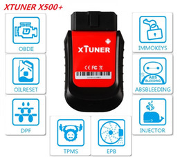 honda special tools NZ - XTUNER X500+ V4.0 Bluetooth Special Function Diagnostic Tool works with Android Phone Pad