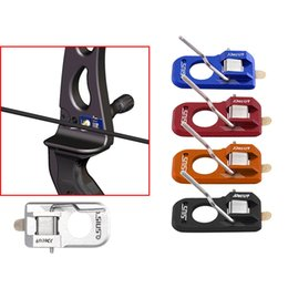$enCountryForm.capitalKeyWord Australia - Archery Recurve Bow Arrow Rest Aluminum Magnetic Arrow Rest For Left Hand and Right Hand Bow And Arrow Accessory Hunting
