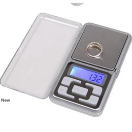 digital herb scale Australia - Digital Pocket Scales Digital Jewelry Scale Gold Silver Coin Grain Gram Pocket Size Herb Mini Electronic backlight Scale 100pcs IIA77