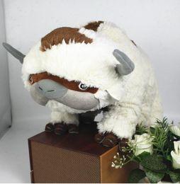 $enCountryForm.capitalKeyWord NZ - 53CM Anime Kawaii Last Airbender Appa Plush Toys Big Size Soft Juguetes Cow Stuffed Animal Brinquedos Doll Kids Toys Cute Doll
