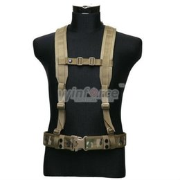 Winforce gear online shopping - WINFORCE Tactical Gear WB quot quot Battle Suspender Without belt QUALITY GUARANTEED AND OUTDOOR BELT