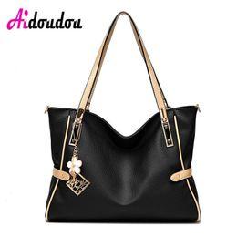 c00ae41c93ce0 2019 Fashion Fashion Lady Top-Handle Bags Hobos Handbags Women Famous  Brands Female Casual Big Shoulder Bag Soft Totes For Girls M2302WM
