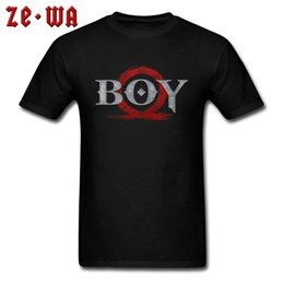 Gamers T Shirts Australia - wholesale T Shirt Men New God Of War TShirt Mens Gamers T-shirt Geek Graphic Camisa Boy Punk Top Shirts Gaming Tee Clothing